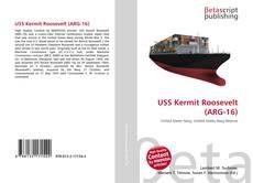 Capa do livro de USS Kermit Roosevelt (ARG-16)