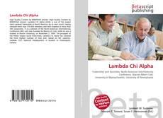Обложка Lambda Chi Alpha