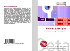 Bookcover of Robbins Reef Light
