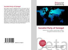 Bookcover of Socialist Party of Senegal