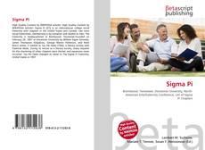 Bookcover of Sigma Pi