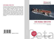 Copertina di USS Kidder (DD-319)