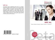 Capa do livro de NTP, Inc.