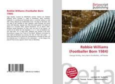 Bookcover of Robbie Williams (Footballer Born 1984)