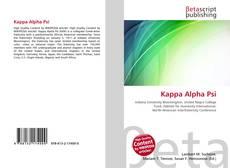 Bookcover of Kappa Alpha Psi