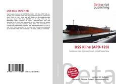 Обложка USS Kline (APD-120)