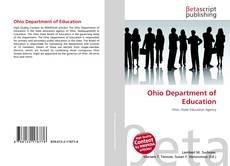 Portada del libro de Ohio Department of Education