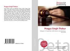 Pragya Singh Thakur kitap kapağı