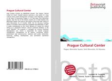 Bookcover of Prague Cultural Center