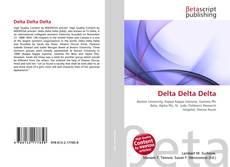 Portada del libro de Delta Delta Delta