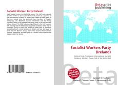 Bookcover of Socialist Workers Party (Ireland)