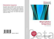 Bookcover of Rhipicephalus Sanguineus