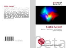 Buchcover von Robbie Rudolph