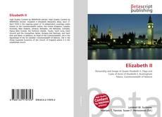 Bookcover of Elizabeth II