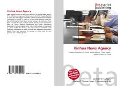 Bookcover of Xinhua News Agency