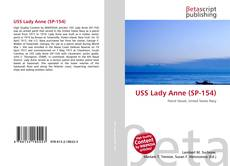Bookcover of USS Lady Anne (SP-154)