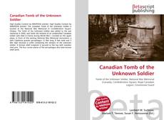 Canadian Tomb of the Unknown Soldier的封面