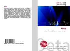 Bookcover of Xinit