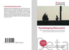 Bookcover of Peacekeeping Monument