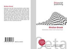 Bookcover of Rhidian Brook