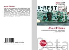 Buchcover von Ahron Bregman