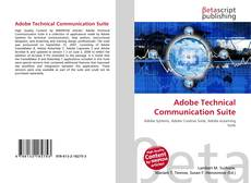 Couverture de Adobe Technical Communication Suite