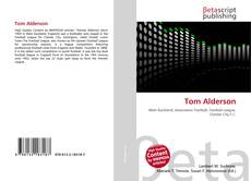 Bookcover of Tom Alderson