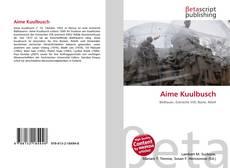 Couverture de Aime Kuulbusch
