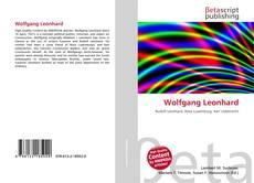 Buchcover von Wolfgang Leonhard