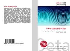Bookcover of York Mystery Plays