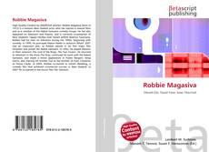 Capa do livro de Robbie Magasiva