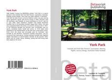 Portada del libro de York Park