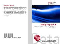 Buchcover von Wolfgang (Band)