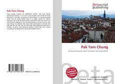Copertina di Pak Tam Chung