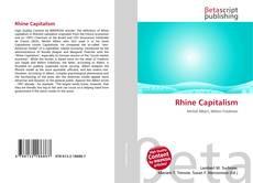 Rhine Capitalism的封面