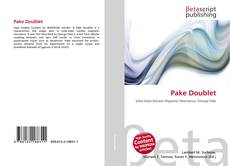 Bookcover of Pake Doublet