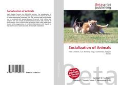 Bookcover of Socialization of Animals