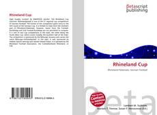 Rhineland Cup的封面