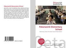 Bookcover of Pakanasink Elementary School