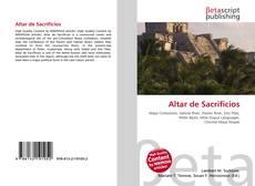 Altar de Sacrificios的封面