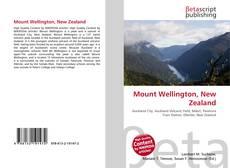 Bookcover of Mount Wellington, New Zealand