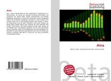 Buchcover von Aina
