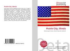 Prairie City, Illinois kitap kapağı