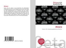 Bookcover of Ainaro