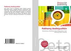 Portada del libro de Pakhomy Andreyushkin