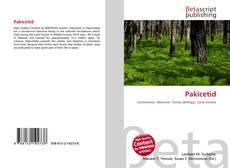 Capa do livro de Pakicetid