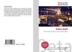 Bookcover of Pakin Atoll