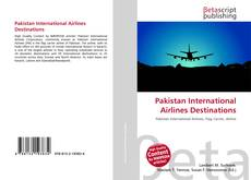 Bookcover of Pakistan International Airlines Destinations