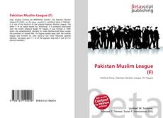 Couverture de Pakistan Muslim League (F)
