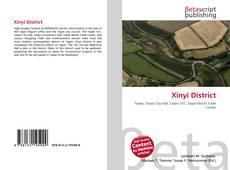 Xinyi District kitap kapağı